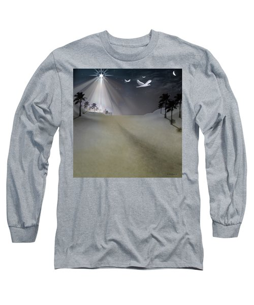 O Little Town Long Sleeve T-Shirt by Brian Wallace