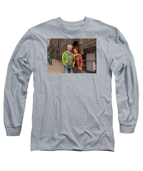 Oban Tourists Long Sleeve T-Shirt