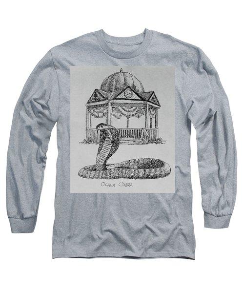 Ocala Cobra Long Sleeve T-Shirt