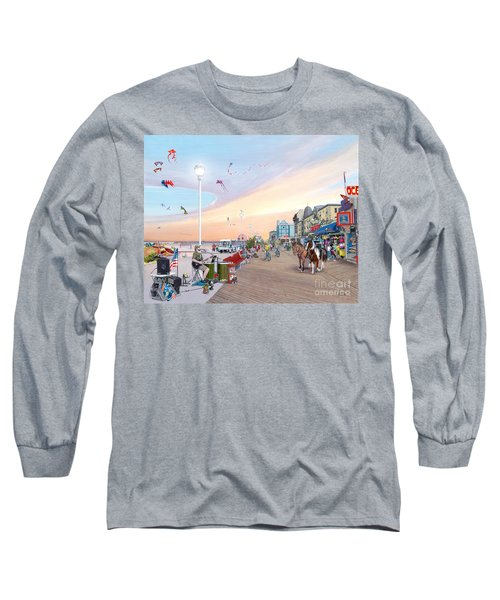 Ocean City Maryland Long Sleeve T-Shirt