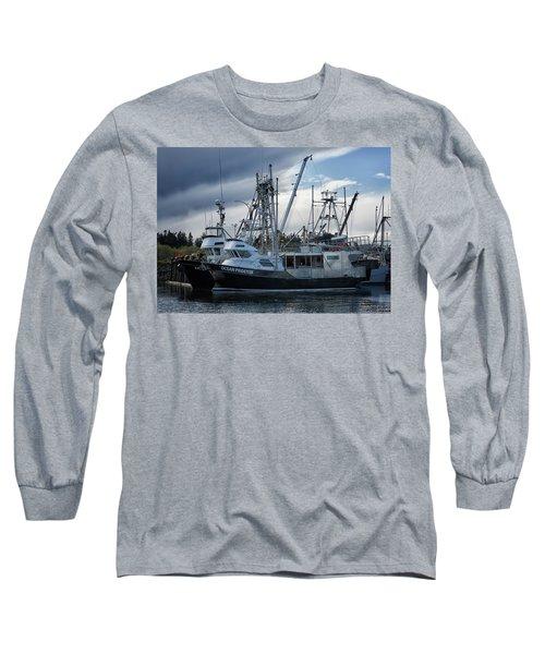 Ocean Phoenix Long Sleeve T-Shirt