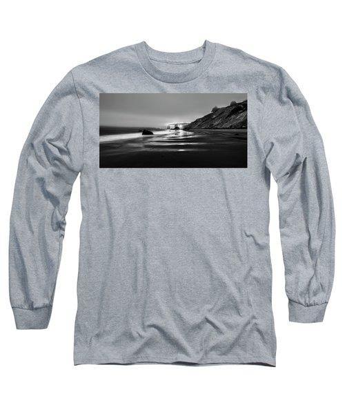 Ocean Rhythm Long Sleeve T-Shirt by Jon Glaser