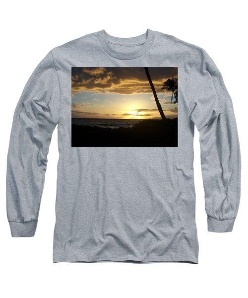 Ocean Sunset Long Sleeve T-Shirt