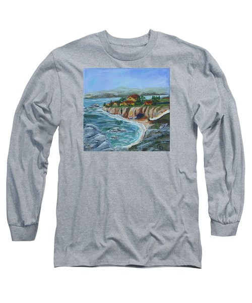 Ocean View Long Sleeve T-Shirt