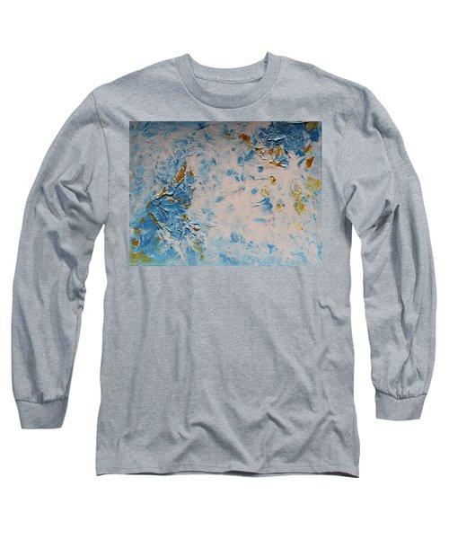 Ocean Whisper Long Sleeve T-Shirt