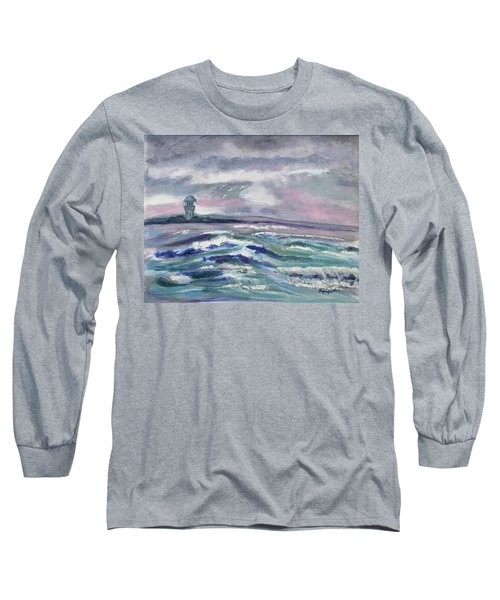 Oceans Of Color Long Sleeve T-Shirt
