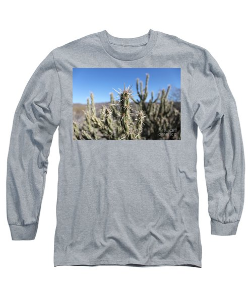 Long Sleeve T-Shirt featuring the photograph Ocotillo by Antonio Romero