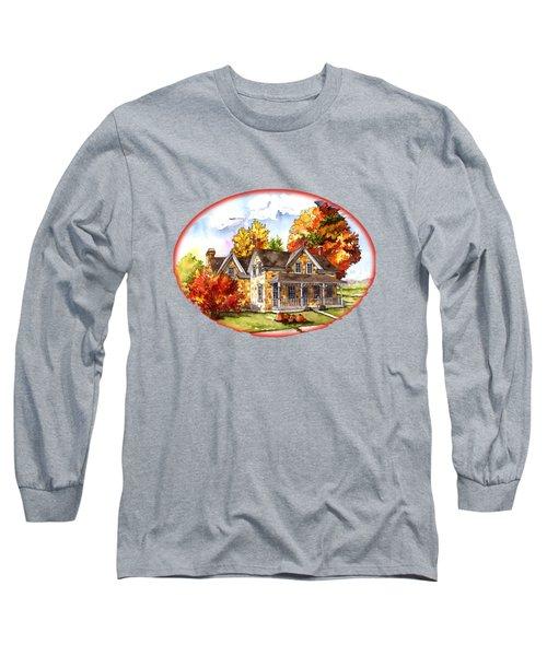 October At The Farm Long Sleeve T-Shirt
