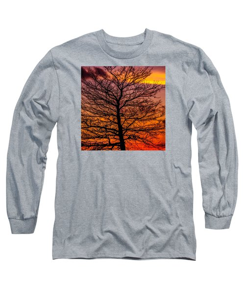 October Sky Long Sleeve T-Shirt