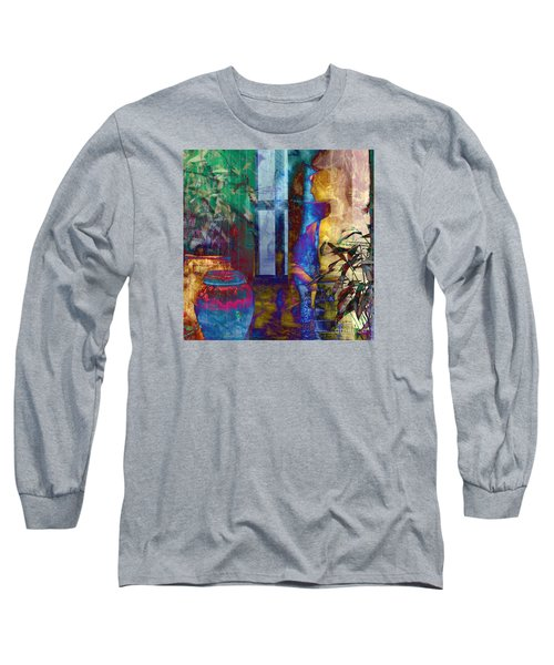 Ode On Another Urn Long Sleeve T-Shirt