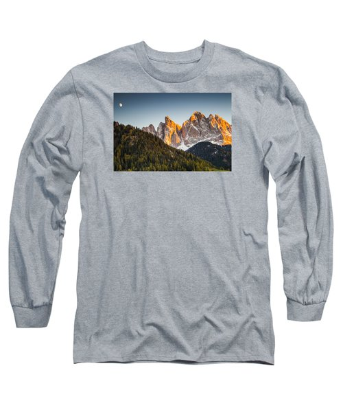 Odle Peaks Long Sleeve T-Shirt