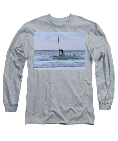 Off Fishing Long Sleeve T-Shirt