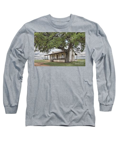 Officer's Quarters Long Sleeve T-Shirt