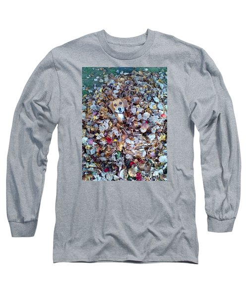 Oh How I Just Love Fall Long Sleeve T-Shirt