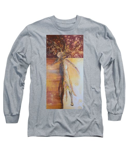 Oh Sweetheart Long Sleeve T-Shirt by Theresa Marie Johnson
