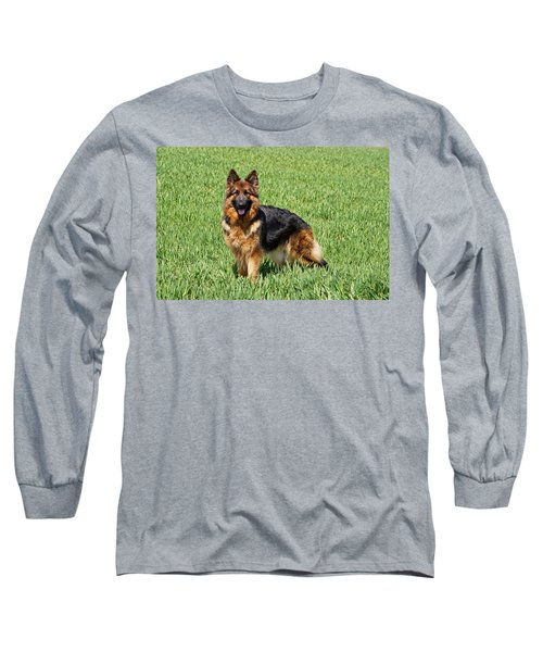 Ohana In Field Long Sleeve T-Shirt