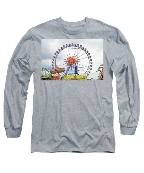 Oktoberfest 2010 Munich Long Sleeve T-Shirt