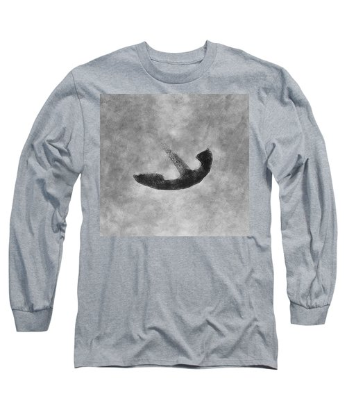 Old Vintage Anchor Long Sleeve T-Shirt