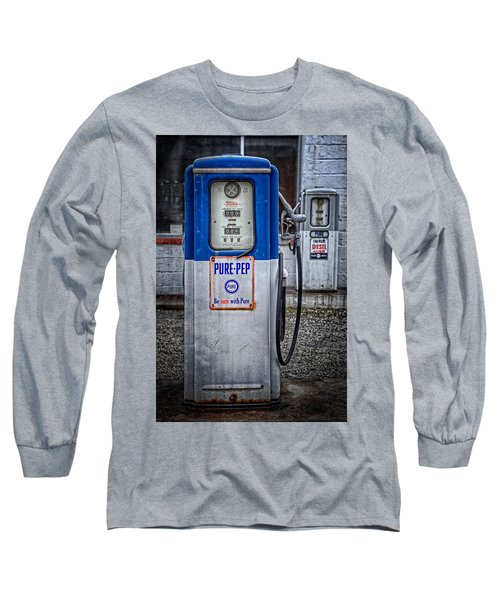 Old And Rusty  Pump  Long Sleeve T-Shirt