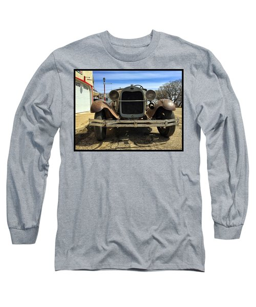 Old Banger Long Sleeve T-Shirt