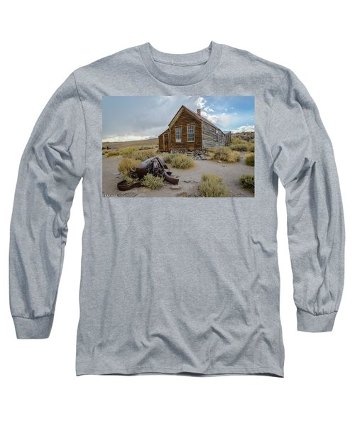 Old Bodie House II Long Sleeve T-Shirt