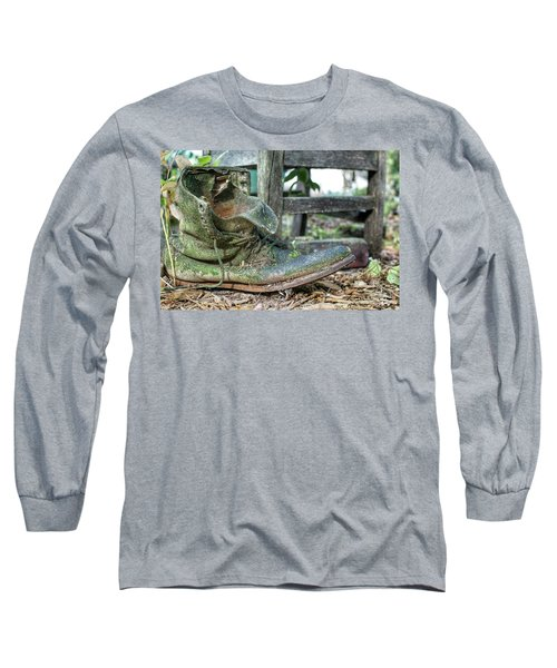 Old Boot Long Sleeve T-Shirt