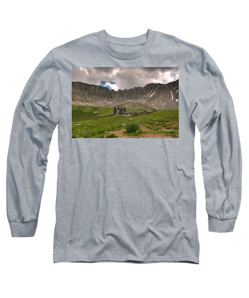 Old Cabin Long Sleeve T-Shirt