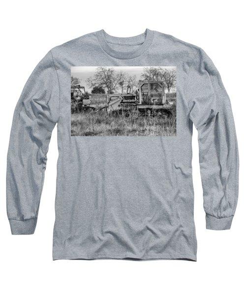 Old Cat IIi Long Sleeve T-Shirt