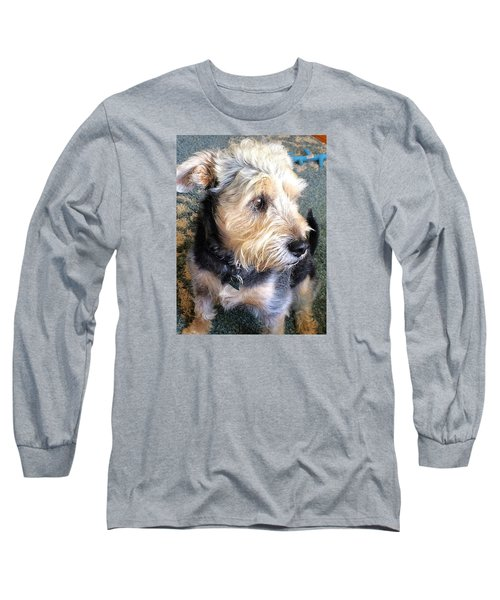 Old Dogs Rock Long Sleeve T-Shirt