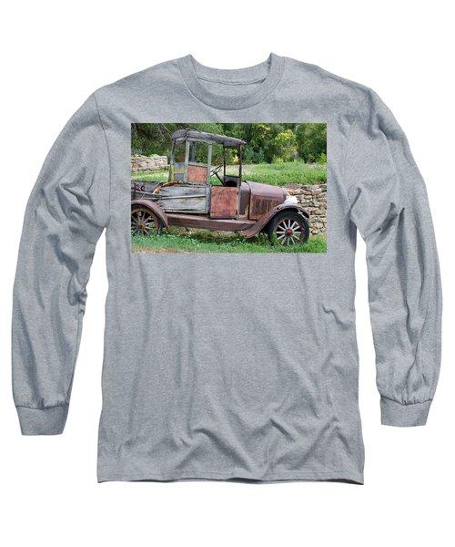 Old Faithful Long Sleeve T-Shirt