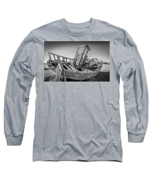 Old Fishing Boat. Long Sleeve T-Shirt
