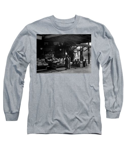 Old French Market Long Sleeve T-Shirt
