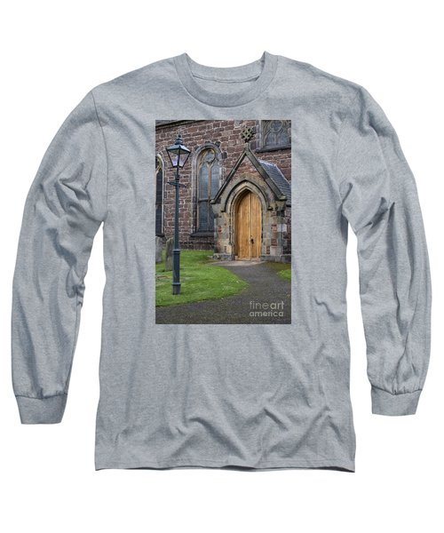 Old High Church - Inverness Long Sleeve T-Shirt by Amy Fearn
