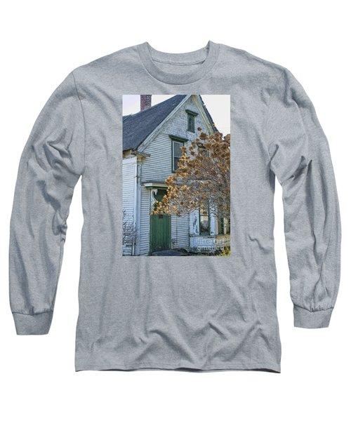 Old Home Long Sleeve T-Shirt by Alana Ranney