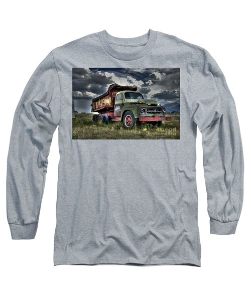 Old International #2 Long Sleeve T-Shirt