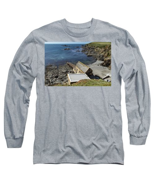 Old Lifeboat Station Long Sleeve T-Shirt