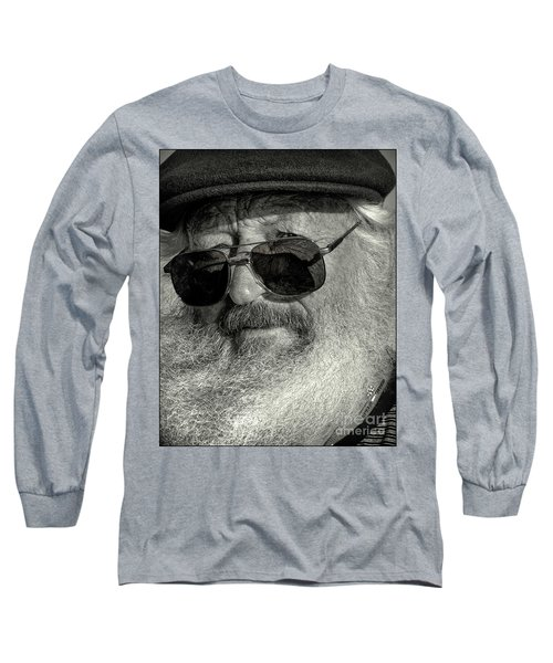 Old Man And The Sea Long Sleeve T-Shirt