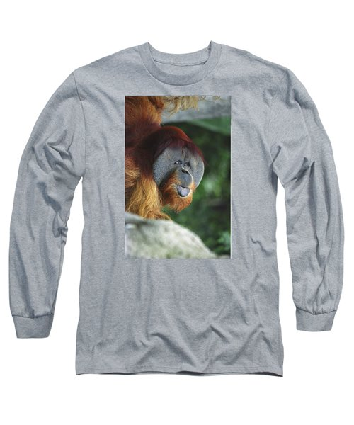 Old Man Of The Forest Long Sleeve T-Shirt
