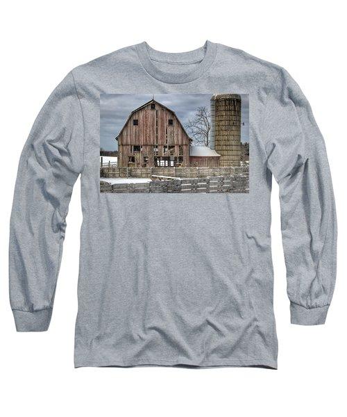 0032 - Old Marathon Long Sleeve T-Shirt