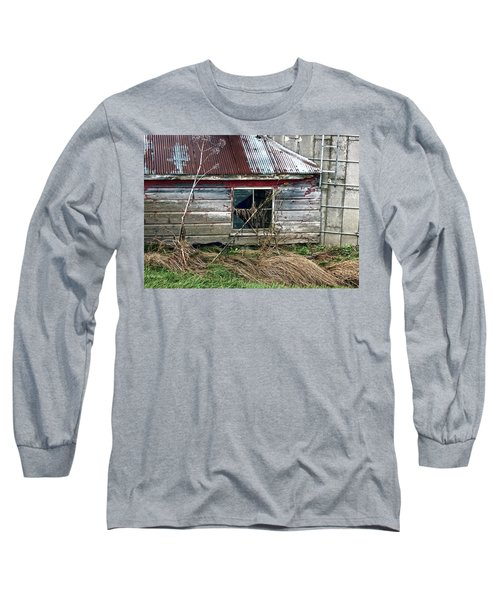 Old Pump House Long Sleeve T-Shirt