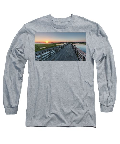 Old Pitt Street Bridge  Long Sleeve T-Shirt