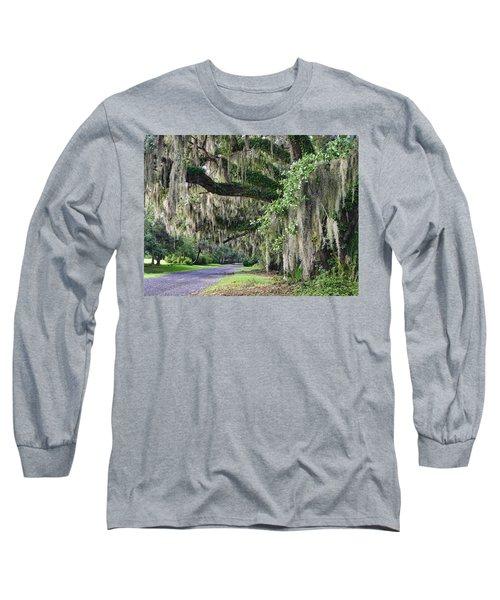 Old Plantation Road Long Sleeve T-Shirt