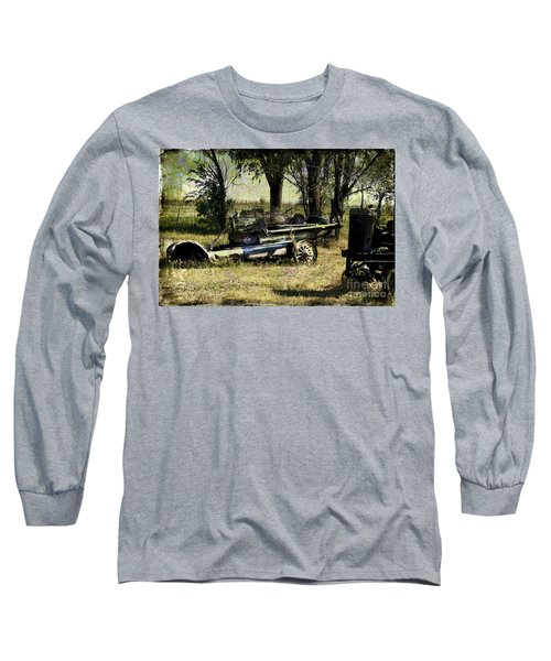 Old Rail Long Sleeve T-Shirt