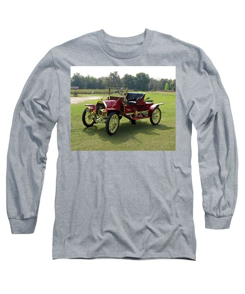 Old Red Long Sleeve T-Shirt