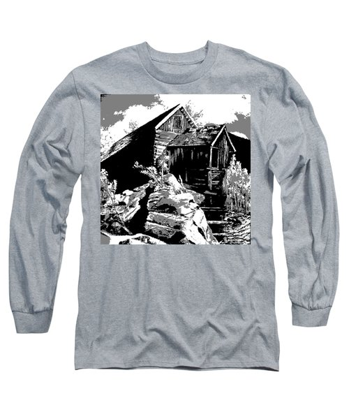 Old Rocky Mill Long Sleeve T-Shirt