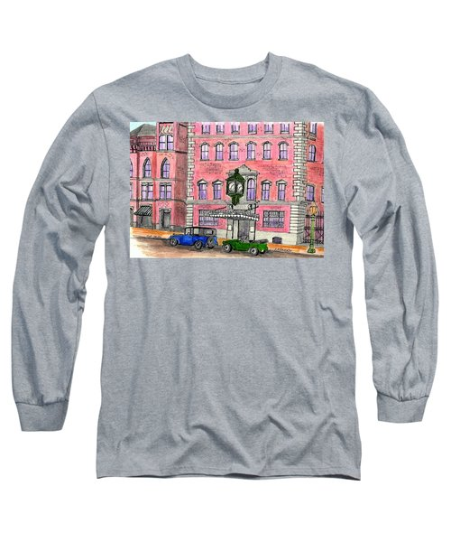 Old Salem Five Savings Bank Long Sleeve T-Shirt