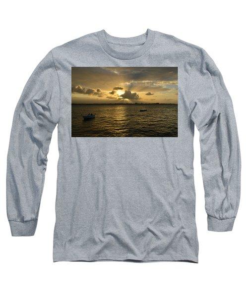 Old San Juan 3772 Long Sleeve T-Shirt