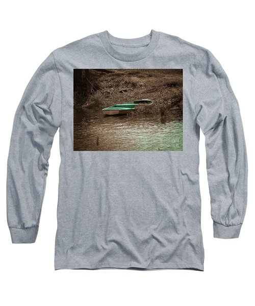 Old Skiff Long Sleeve T-Shirt