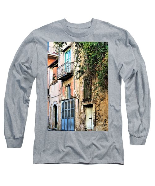 Old Sorrento Street Long Sleeve T-Shirt