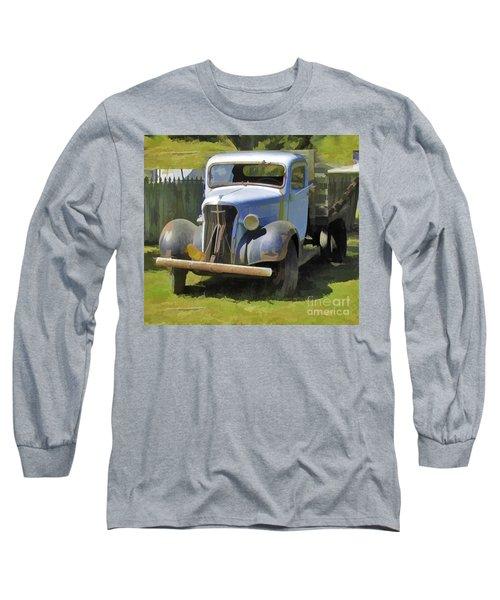 Old Soul #2 Long Sleeve T-Shirt